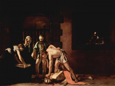 Caravaggio: Rediscovering the Lost Years