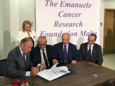 Malta gets its first cancer research foundation
