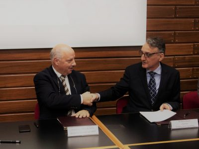 The Vodafone Malta Foundation donates €100,000 towards research for new technology to facilitate research into diseases