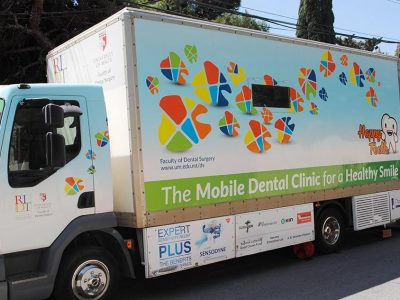 The Mobile Dental Unit: Three Years and Counting