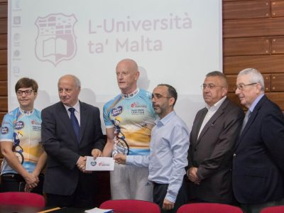 LifeCycle Foundation Boosts Kidney Research Programme at University of Malta